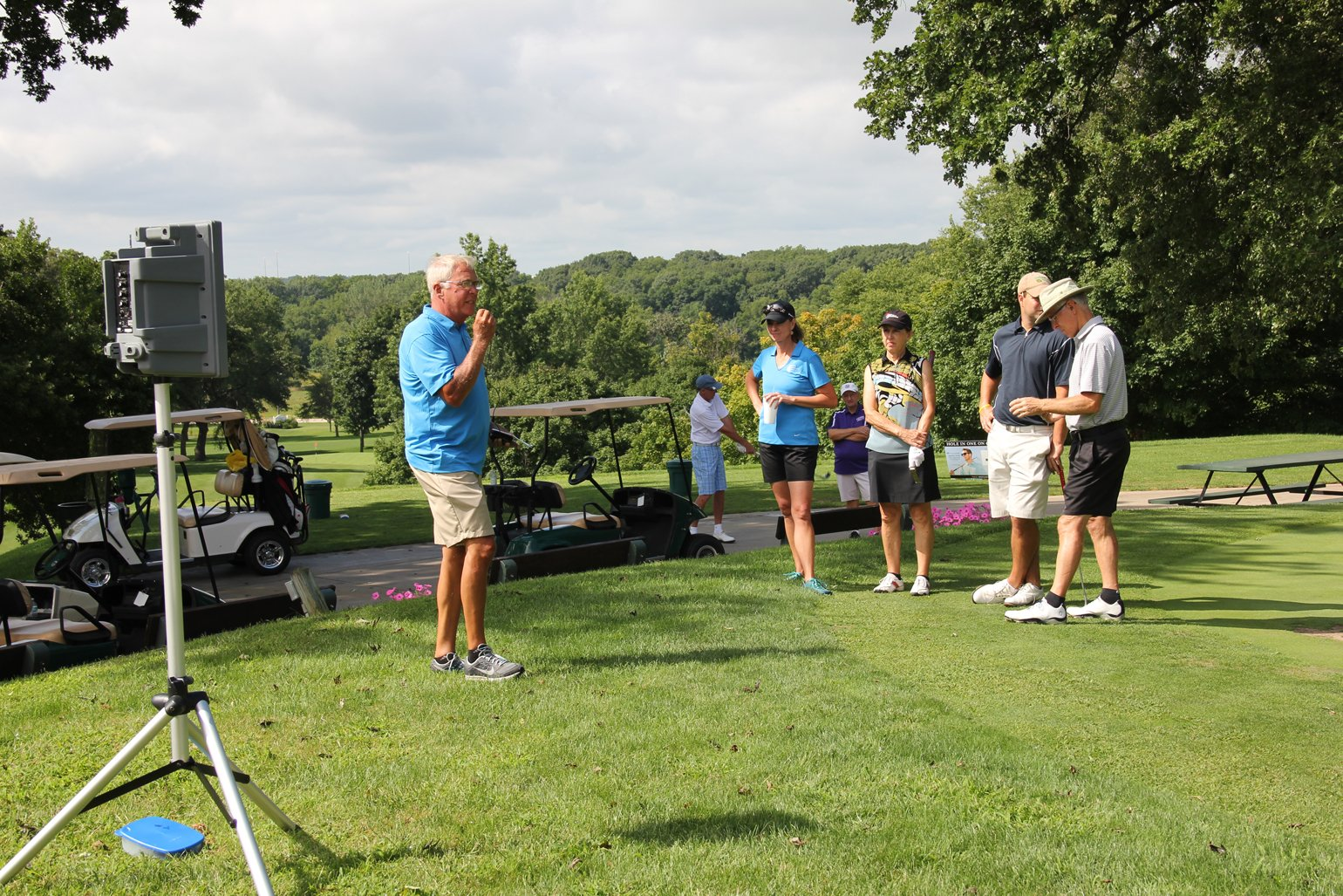 Swingin' for Healthcare Charity Classic