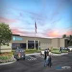 Rendering of Genesis Medical Center, Aledo