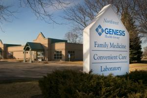 Genesis Health Group Lab, Northwest