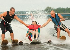 Annual Adaptive Water Ski Event