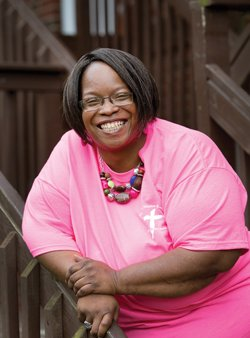 Breast Cancer Survivor, Michelle Allen