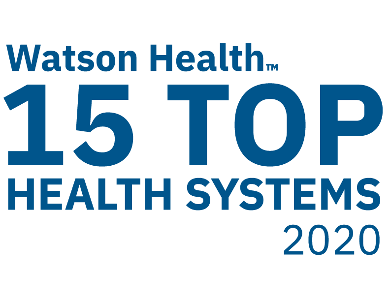 Top 15 Health System 2020