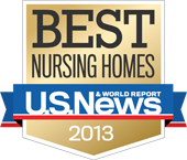 Best Nursing Homes U.S. News & World Report 2013