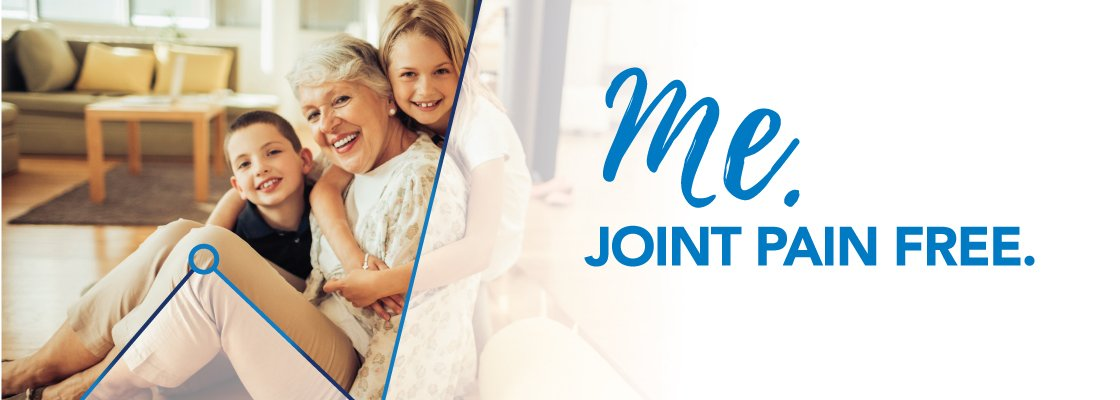 Live Joint Pain Free