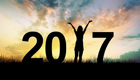 Your 2017 New Years Resolutions