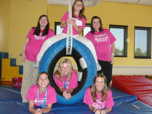 Outpatient Pediatric Occupational Therapists:  Kristen, Ashley, Ashley, Erica, Megan and Lindsay