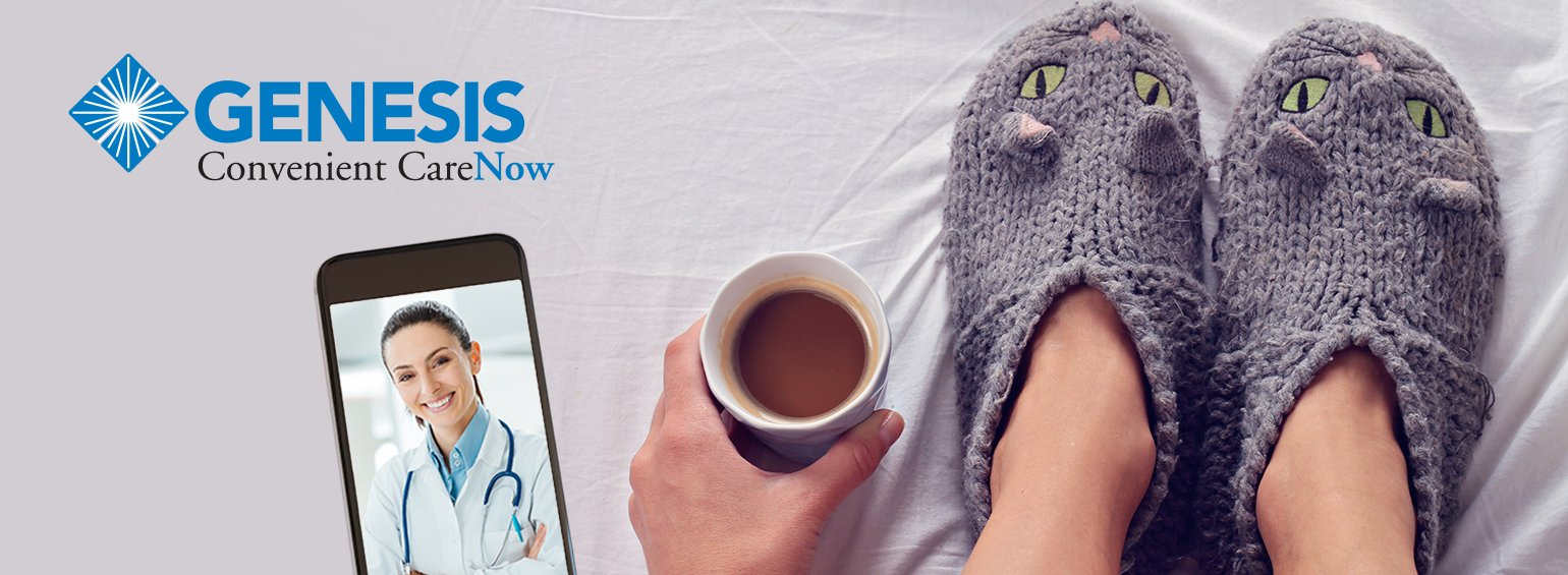 Stay Cozy with Genesis Convenient CareNow