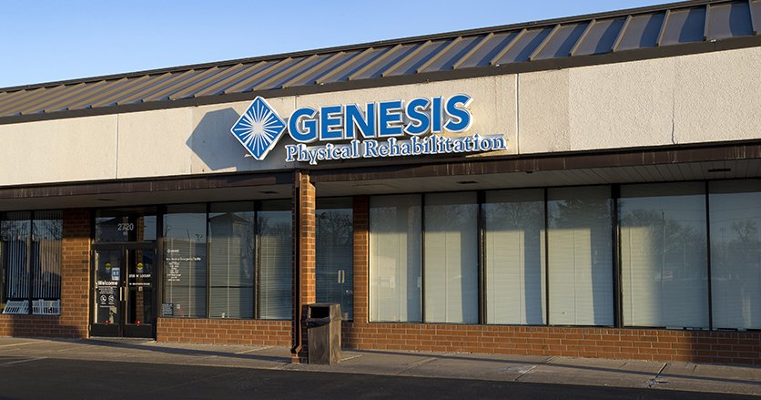 Genesis Physical Therapy, Valley fair