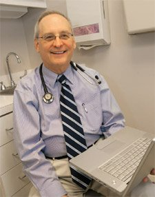 Oncologist George Kovach, M.D., who has diagnosed and treated thousands of cancer patients over the years, was diagnosed with prostate cancer after a PSA screening.