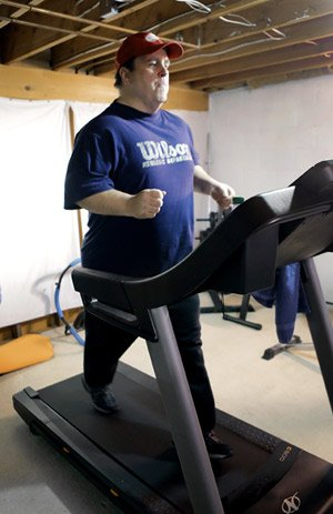 Hermann Exercising