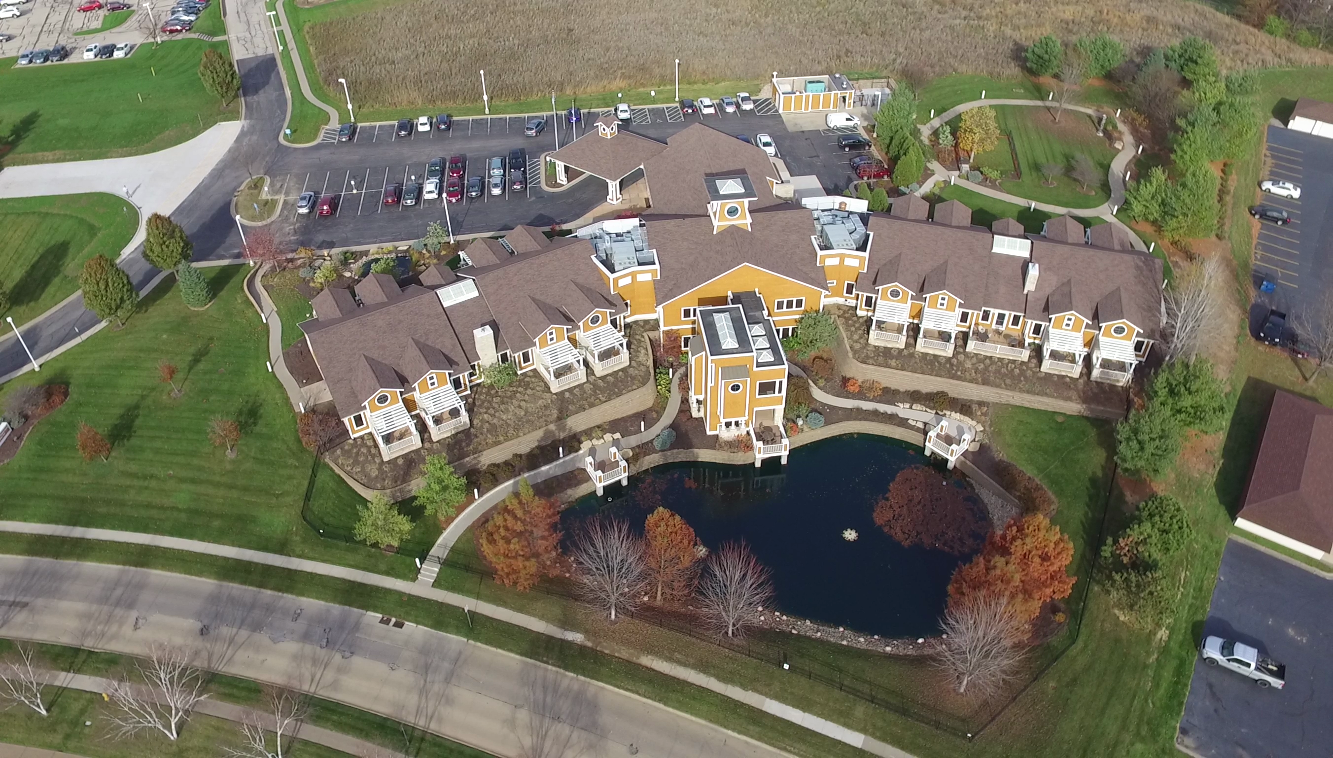 The Clarissa C. Cook Hospice House opens in Bettendorf, Iowa. Charitable contributions exceeding $7.6 million to the Genesis Foundation, including lead gifts from the Clarissa C. Cook Retirement Home and the Visiting Nurse Association, bring the house to life.