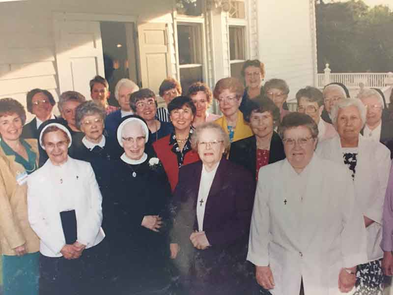 One hundred twenty-five years after Mercy was established, the Sisters say goodbye to health care in Davenport, Iowa.