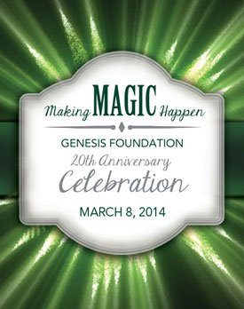 Making Magic Happen - Genesis Health Services Foundation 20th Anniversary