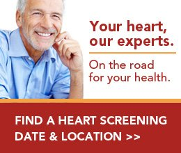 Find a Heart Screening Date & Location