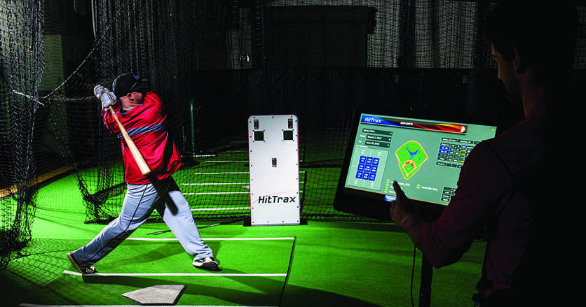 HitTrax Baseball & Softball Data Capture and Simulation System
