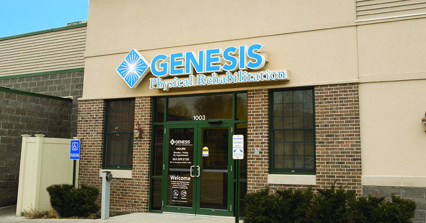 Genesis Physical Therapy, Le Claire