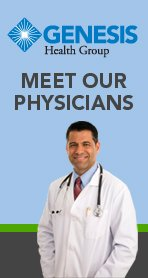 Meet the Genesis Health Group physicians.