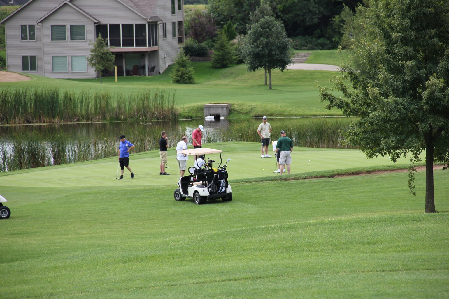 Swinging into Healthcare Charity Classic